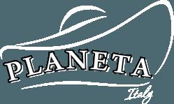 logo planetaitaly white
